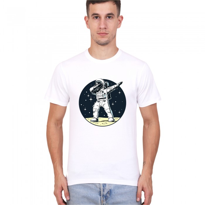 GRAPHIC TEES-ASTRONAUT SWAG
