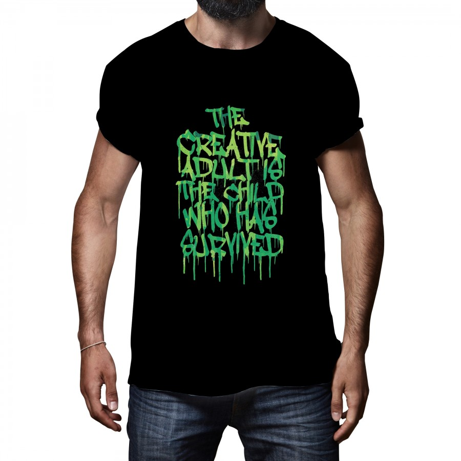 GRAPHIC TEES- CREATIVE ADULT