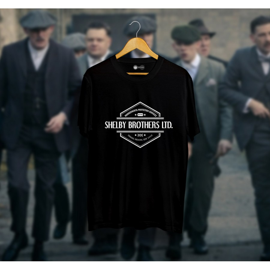 SHELBY BROTHERS LTD. TEES
