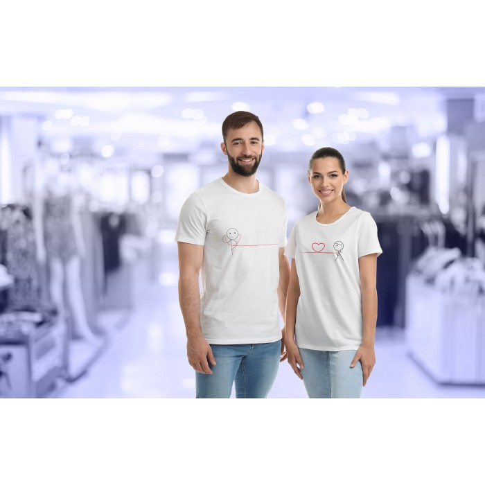 COUPLE TEES-HEALTH TRACK